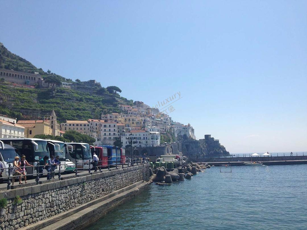 意大利南部v攻略攻略,不城镇的海滨错过天津到海口自驾游攻略图片