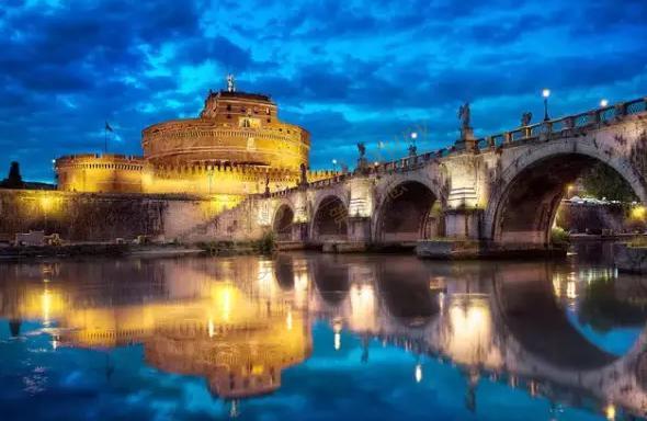 圣天使堡·天使桥