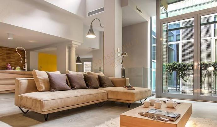 德保罗哈迪斯复式公寓