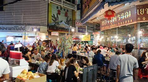 曼谷的特色美食