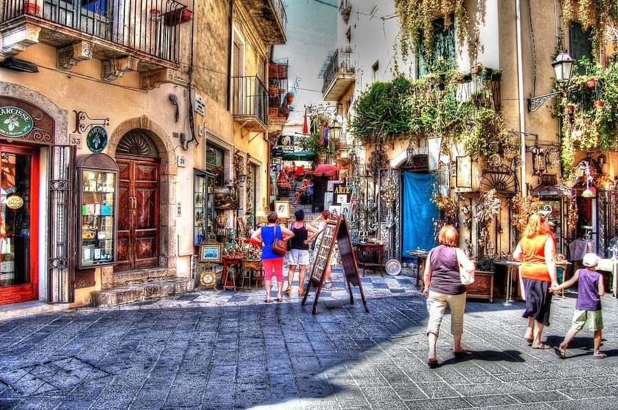 西西里岛旅游攻略