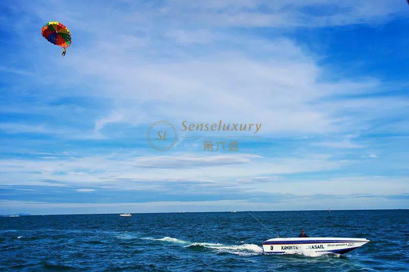 水上滑翔伞