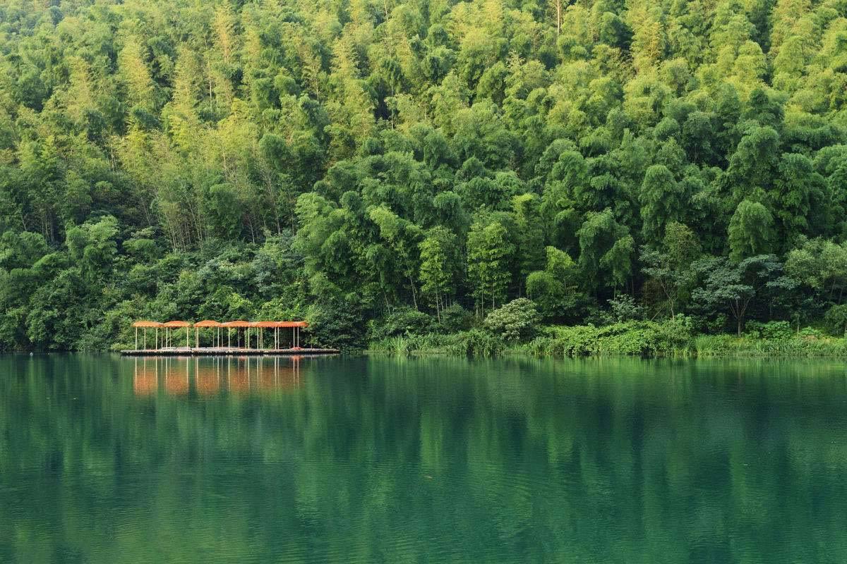 """江蘇常州的溧陽完全不輸蘇杭,是著名的""""魚米之鄉"""",""""絲."""