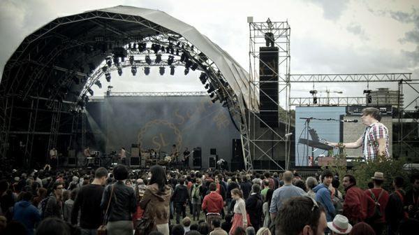 Optimus Primavera Sound音乐节