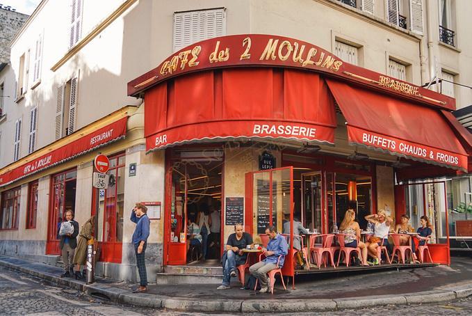 双风车咖啡馆