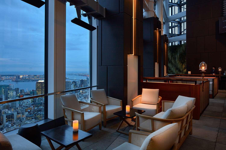 东京安达仕酒店 Andaz Tokyo Toranomon Hills