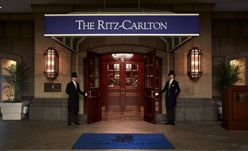 大阪麗思卡爾頓 THE RITZ-CARLTON OSAKA