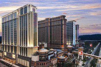 澳門瑞吉金沙城中心酒店 THE ST REGIS MACAO COTAI CENTR