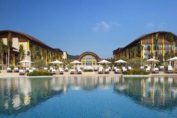 三亚亚龙湾瑞吉度假酒店 THE ST REGIS SANYA YALONG BAY