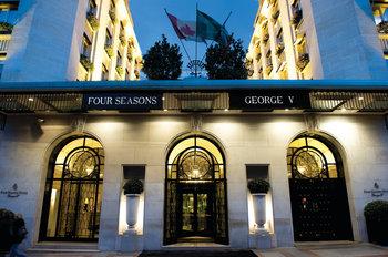 乔治五世巴黎四季酒店 Four Seasons Hotel George V Paris
