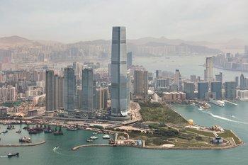 香港丽思卡尔顿酒店 THE RITZ-CARLTON HONG KONG